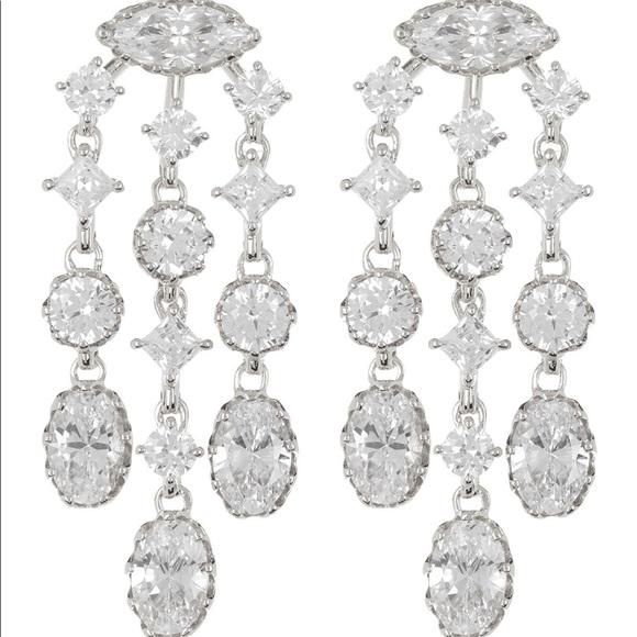 52442b15c Nadri Jewelry | Georgian Cz Chandelier Earrings | Poshmark